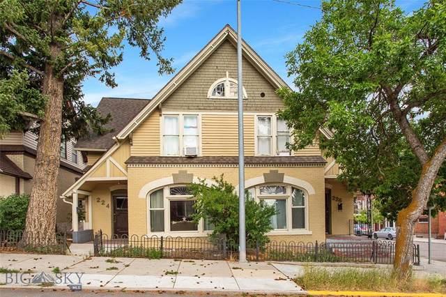224-226 S Excelsior Street, Butte, MT 59701 (MLS #360732) :: L&K Real Estate