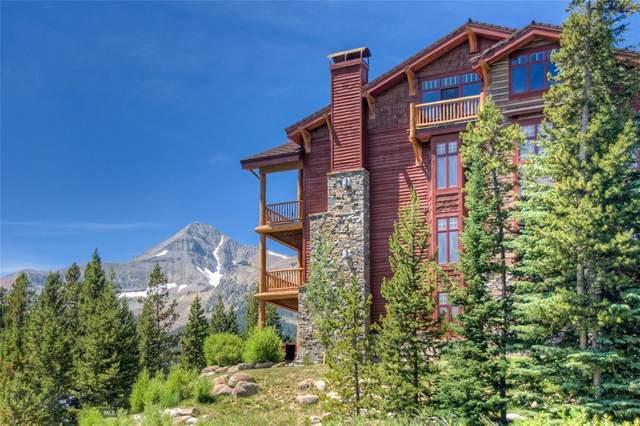 7 Sitting Bull Road #1202, Big Sky, MT 59716 (MLS #360743) :: Montana Life Real Estate