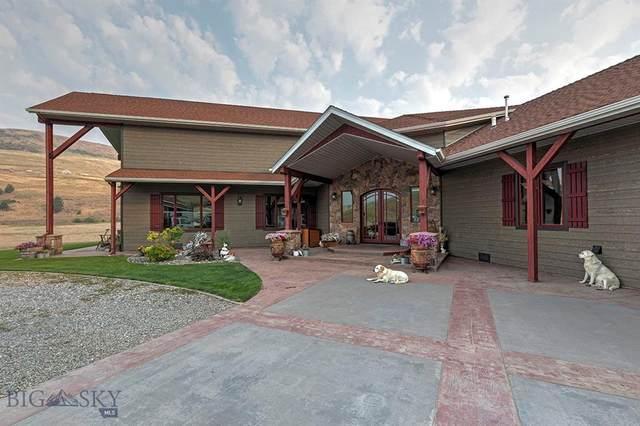 39 Gunsight, Plains, MT 59859 (MLS #360796) :: Montana Life Real Estate