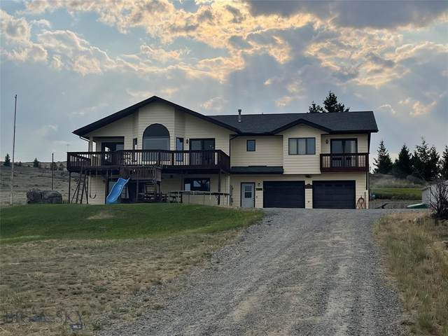 4925 Foothill Rd, Butte, MT 59701 (MLS #360801) :: Montana Life Real Estate