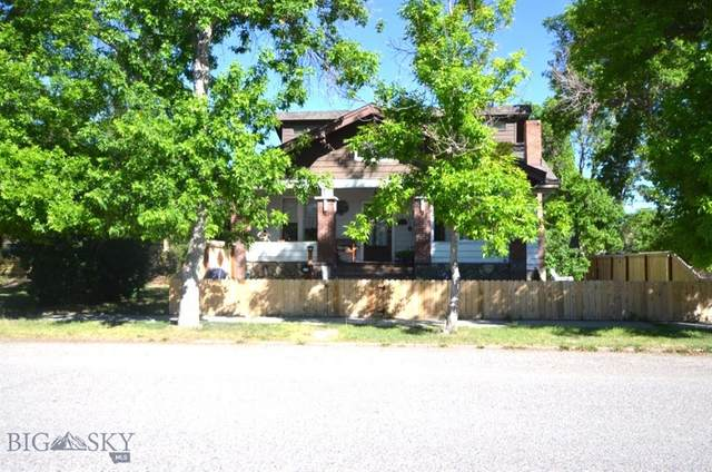 538 S Washington Street, Dillon, MT 59725 (MLS #360802) :: L&K Real Estate