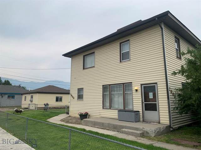 2000 Lowell Street, Butte, MT 59701 (MLS #360813) :: Montana Life Real Estate