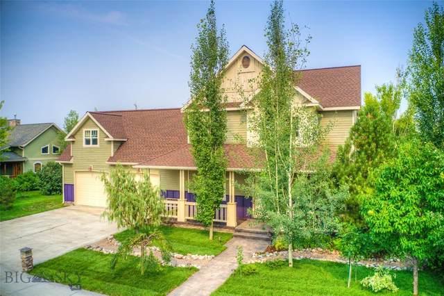 38 Morgan Creek Lane, Bozeman, MT 59718 (MLS #360823) :: Montana Life Real Estate