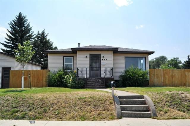 304 S H St., Livingston, MT 59047 (MLS #360831) :: L&K Real Estate