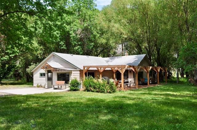 5080 Us Highway 89 S S, Livingston, MT 59047 (MLS #360832) :: L&K Real Estate