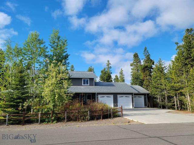 320 Washburn Circle, West Yellowstone, MT 59758 (MLS #360834) :: Hart Real Estate Solutions