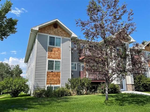 3505 D Fallon Street #45, Bozeman, MT 59715 (MLS #360835) :: Hart Real Estate Solutions
