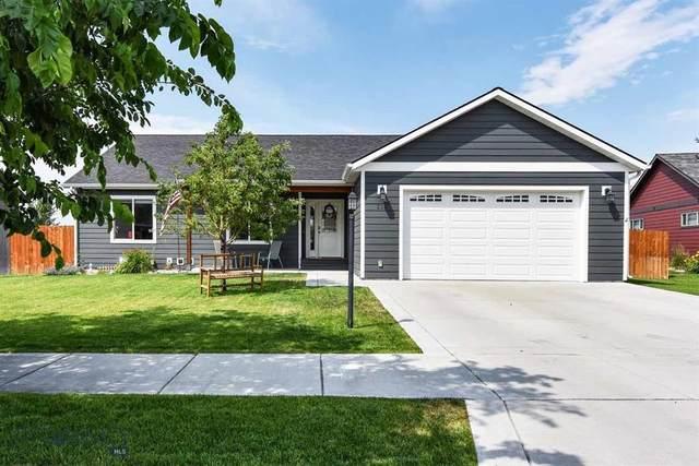 224 Timberview Circle, Bozeman, MT 59718 (MLS #360853) :: Montana Life Real Estate