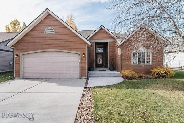 1213 Buckrake, Bozeman, MT 59718 (MLS #360861) :: Montana Home Team