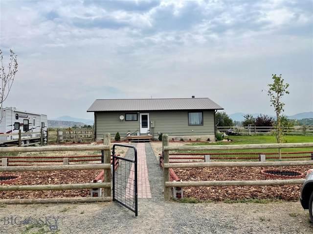 213 Mt Highway 2 Highway E, Whitehall, MT 59759 (MLS #360869) :: L&K Real Estate