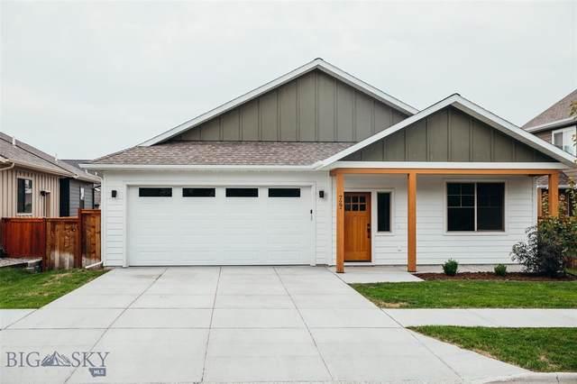 727 Hanson Street, Bozeman, MT 59718 (MLS #360870) :: Carr Montana Real Estate