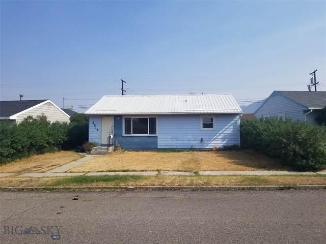 2815 Nettie Street, Butte, MT 59701 (MLS #360871) :: Montana Life Real Estate