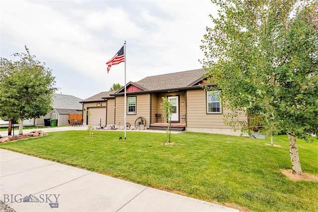 1222 Ridgeview Trail, Livingston, MT 59047 (MLS #360878) :: Black Diamond Montana