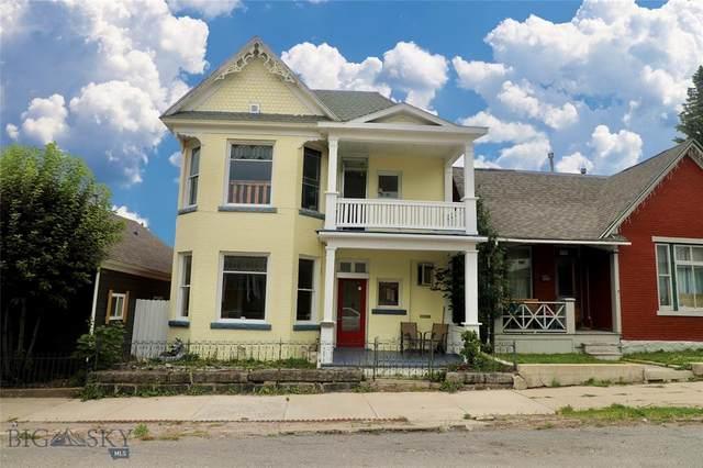 706 W Broadway, Butte, MT 59701 (MLS #360887) :: L&K Real Estate