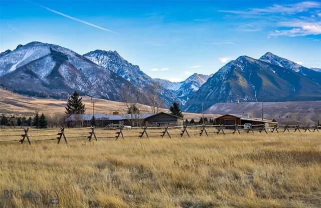 TBD Jumping Rainbow Road, Livingston, MT 59047 (MLS #360889) :: Montana Mountain Home, LLC