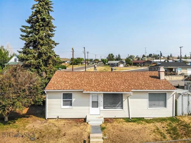 845 8th Street, Butte, MT 59701 (MLS #360892) :: L&K Real Estate