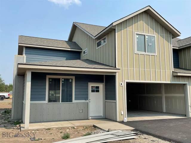 811 B Milky Way Drive, Bozeman, MT 59718 (MLS #360914) :: Montana Life Real Estate
