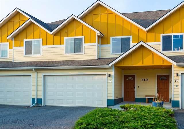 5435 Glenellen Drive #18, Bozeman, MT 59718 (MLS #360916) :: Carr Montana Real Estate