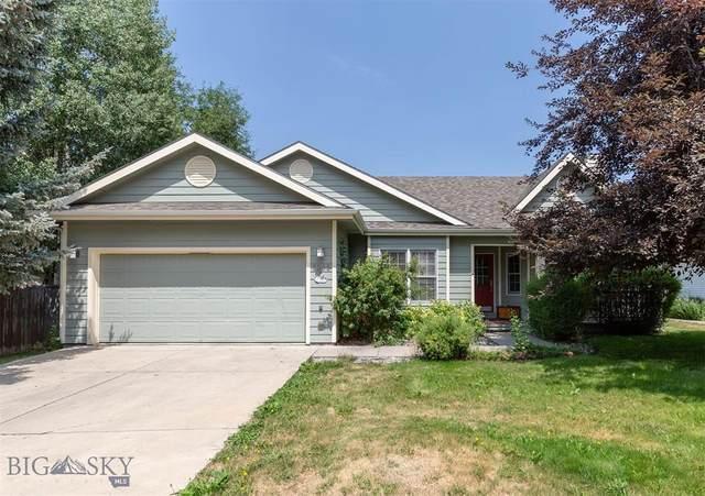 2205 Maplewood Street, Bozeman, MT 59718 (MLS #360917) :: Montana Home Team