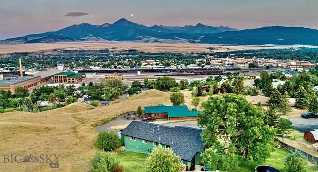 421 E Summit Street, Livingston, MT 59047 (MLS #360921) :: Black Diamond Montana