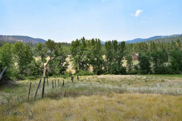 Lot 8A Lump Gulch Road, Clancy, MT 59634 (MLS #360926) :: Black Diamond Montana