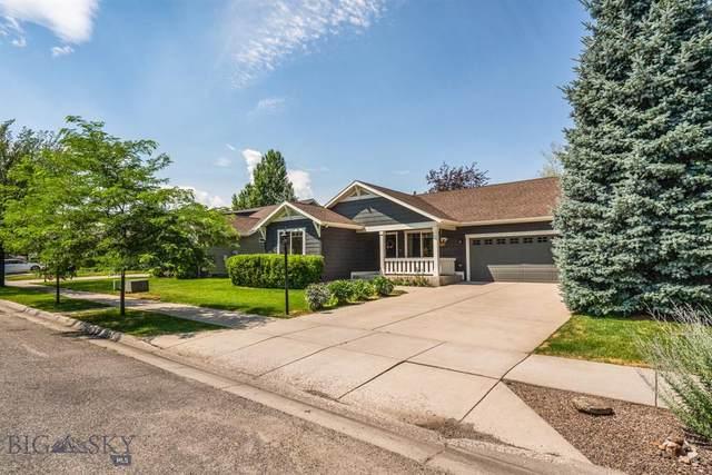 1223 Hunters Way, Bozeman, MT 59718 (MLS #360927) :: L&K Real Estate