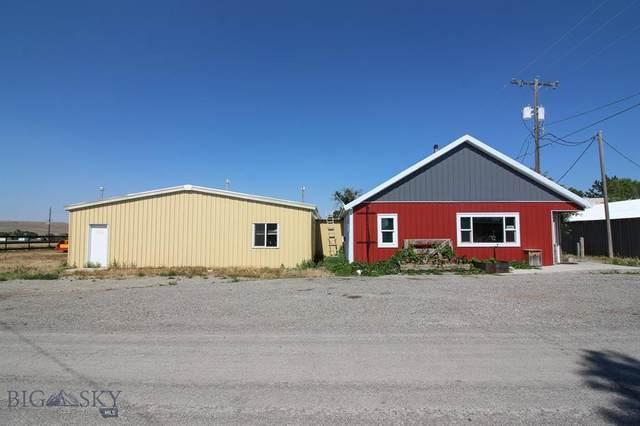 21 Bramble, Big Timber, MT 59011 (MLS #360928) :: L&K Real Estate