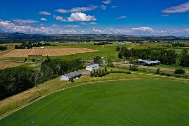 11150 Gooch Hill Road, Gallatin Gateway, MT 59730 (MLS #360929) :: Montana Life Real Estate