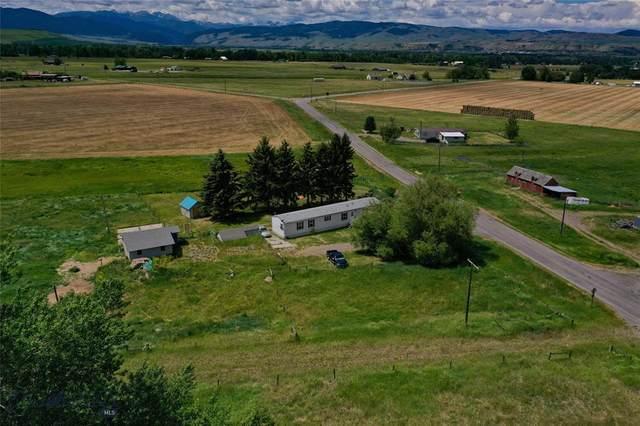 11261 Law Road, Gallatin Gateway, MT 59730 (MLS #360931) :: Montana Life Real Estate