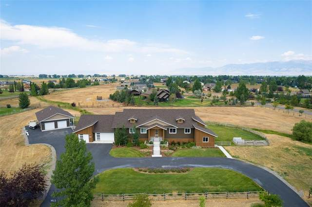 1255 Candlelight Drive, Bozeman, MT 59718 (MLS #360932) :: Hart Real Estate Solutions