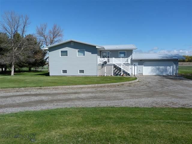 9 Blue Bill Lane, Big Timber, MT 59011 (MLS #360936) :: L&K Real Estate