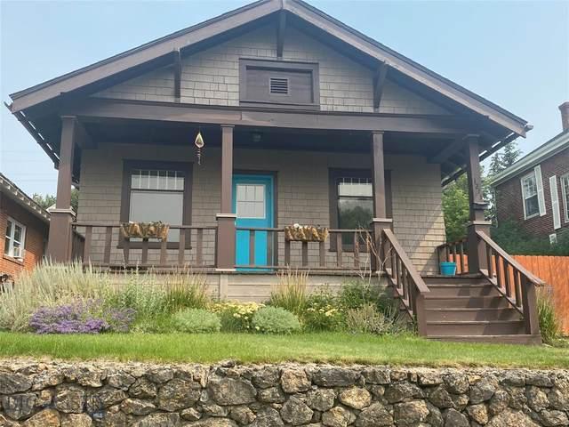 1211 W Gold Street, Butte, MT 59701 (MLS #360941) :: L&K Real Estate