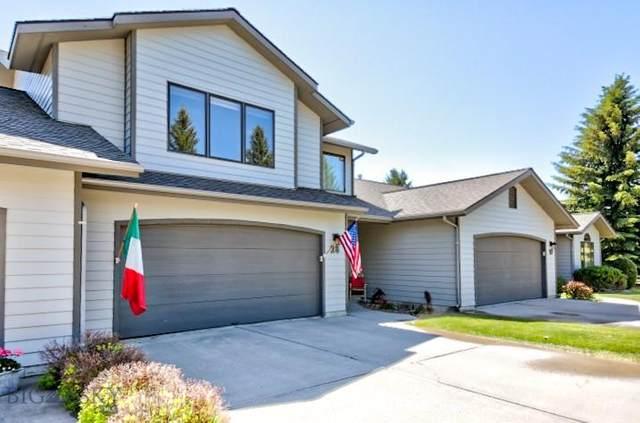1757 Highland Boulevard #28, Bozeman, MT 59715 (MLS #360943) :: Montana Life Real Estate