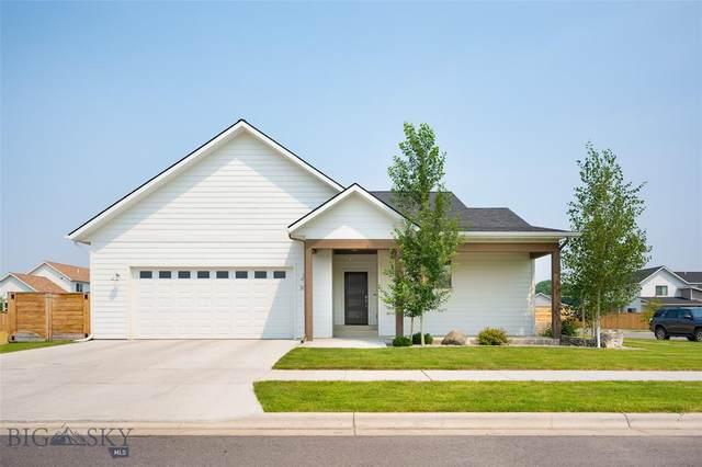 3017 Flurry Lane, Bozeman, MT 59718 (MLS #360949) :: Montana Life Real Estate