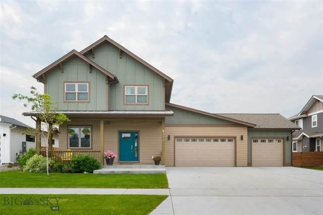 4116 Moonstone Drive, Bozeman, MT 59718 (MLS #360954) :: Montana Life Real Estate