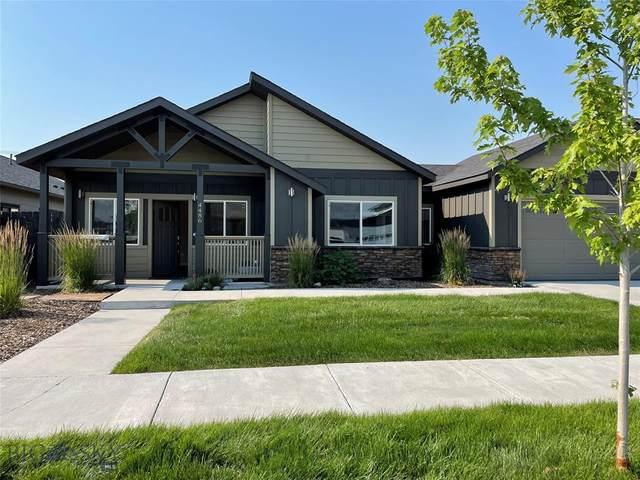 4486 Shadowglen, Bozeman, MT 59718 (MLS #360964) :: Hart Real Estate Solutions