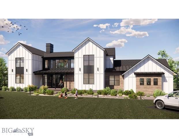 550 Clancy Way, Bozeman, MT 59718 (MLS #360983) :: Carr Montana Real Estate