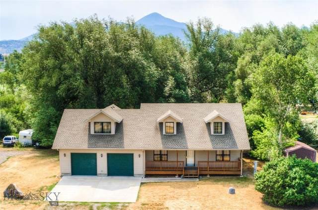 822 E Butte Street, Livingston, MT 59047 (MLS #360988) :: Montana Life Real Estate