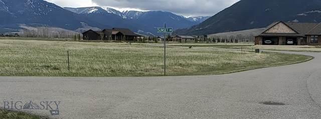 Lot 36 Sunset Drive, Red Lodge, MT 59068 (MLS #360992) :: Black Diamond Montana