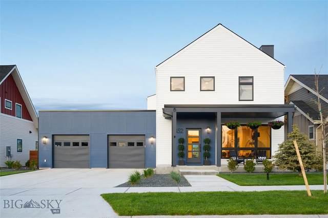 852 Auger Lane, Bozeman, MT 59718 (MLS #361003) :: Carr Montana Real Estate