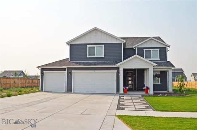 76 Bryson Lane, Bozeman, MT 59718 (MLS #361004) :: Black Diamond Montana