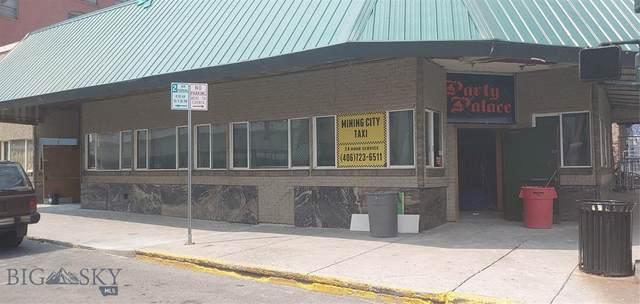 1 W Park, Butte, MT 59701 (MLS #361005) :: L&K Real Estate