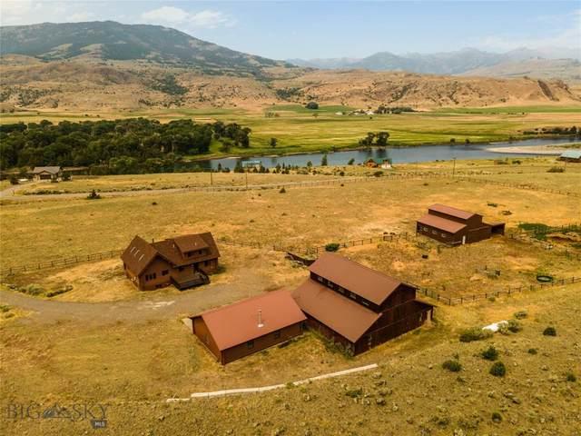 198 E River Road, Emigrant, MT 59027 (MLS #361008) :: Carr Montana Real Estate