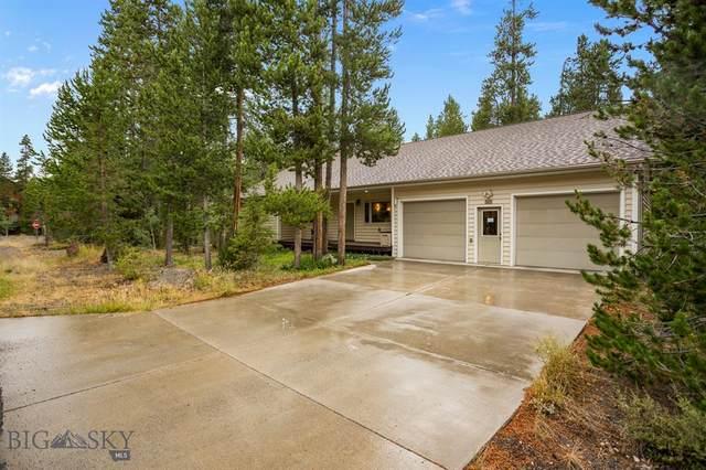 525 Campanula Avenue, West Yellowstone, MT 59758 (MLS #361029) :: Montana Mountain Home, LLC