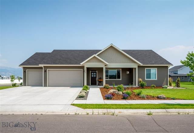 1604 Dillon Avenue, Belgrade, MT 59714 (MLS #361031) :: Montana Mountain Home, LLC