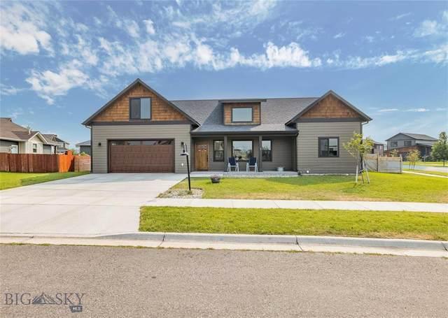 279 Falconers Way, Bozeman, MT 59718 (MLS #361035) :: Black Diamond Montana