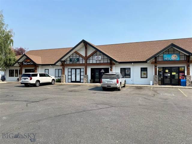 7710 Shedhorn Drive A-D, Bozeman, MT 59718 (MLS #361040) :: Black Diamond Montana