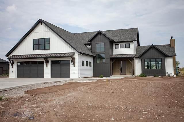 141 Riparian Way, Bozeman, MT 59718 (MLS #361050) :: Montana Mountain Home, LLC