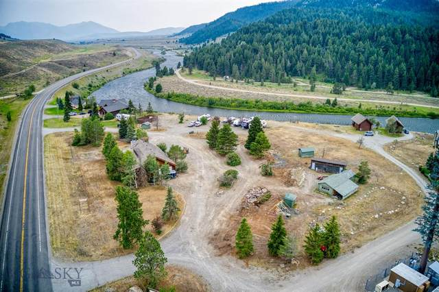 5 & 6 Fopar Lane, Cameron, MT 59720 (MLS #361061) :: Montana Mountain Home, LLC