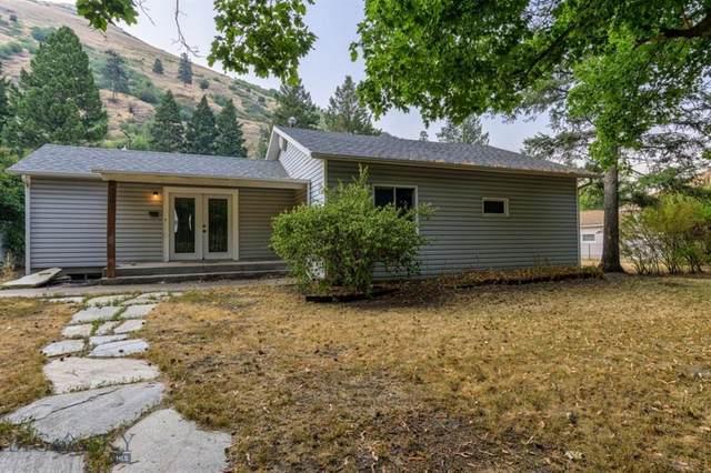 1408 Van Buren Street, Missoula, MT 59802 (MLS #361074) :: Black Diamond Montana